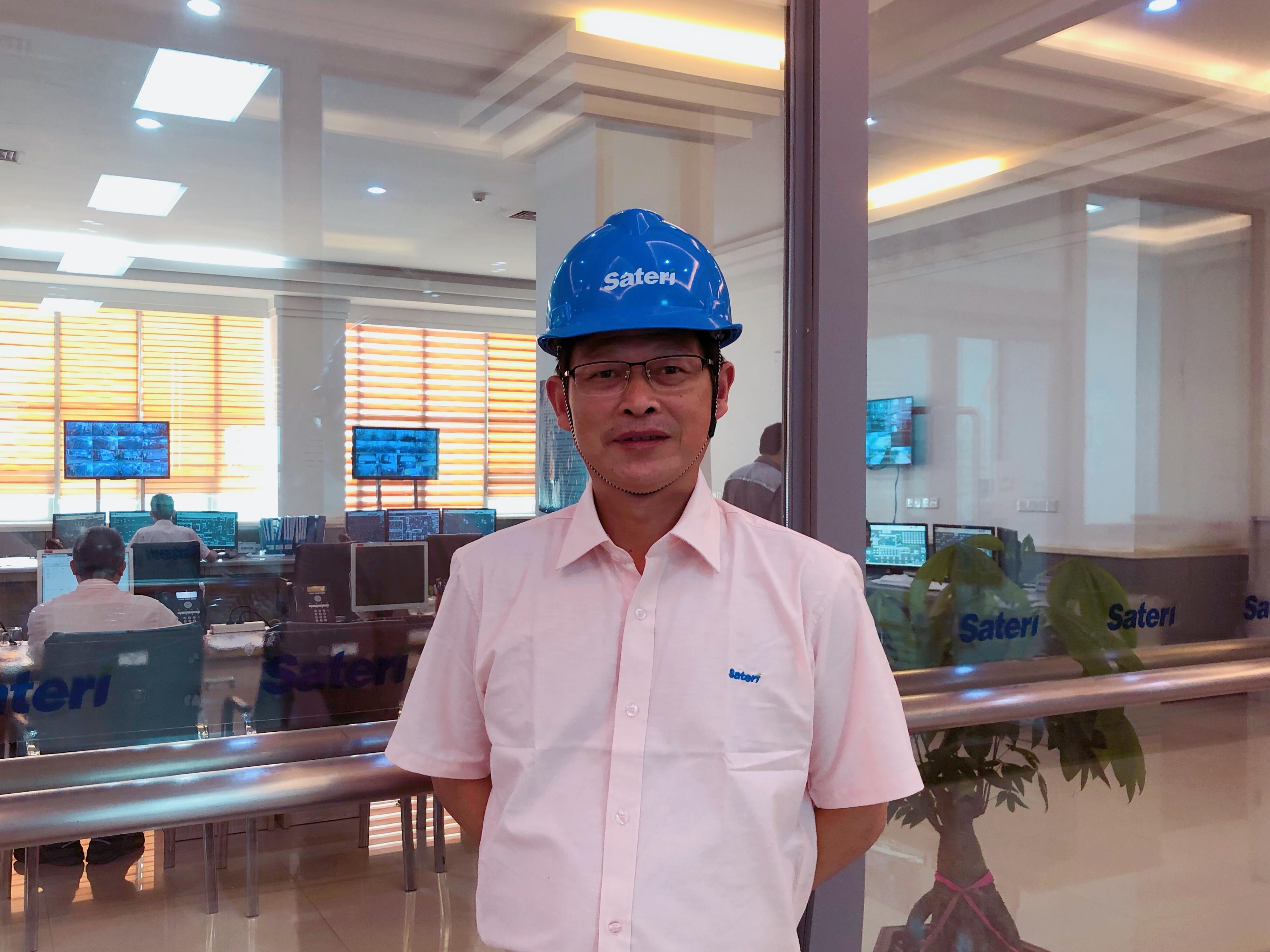 sateri career Fan Hai Jiang